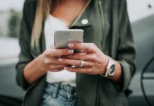 iPhone till överfallslarm